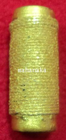 ตะกรุดน้ำมัน เพชรพยาธร พระอาจารย์ เก่ง Takrut Namman Phet Phaya Thon Phra-achan Keng