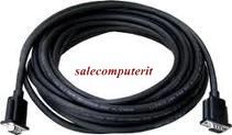 VGA Hosiwell Cable  ยาว 1.8 m  (M-M)
