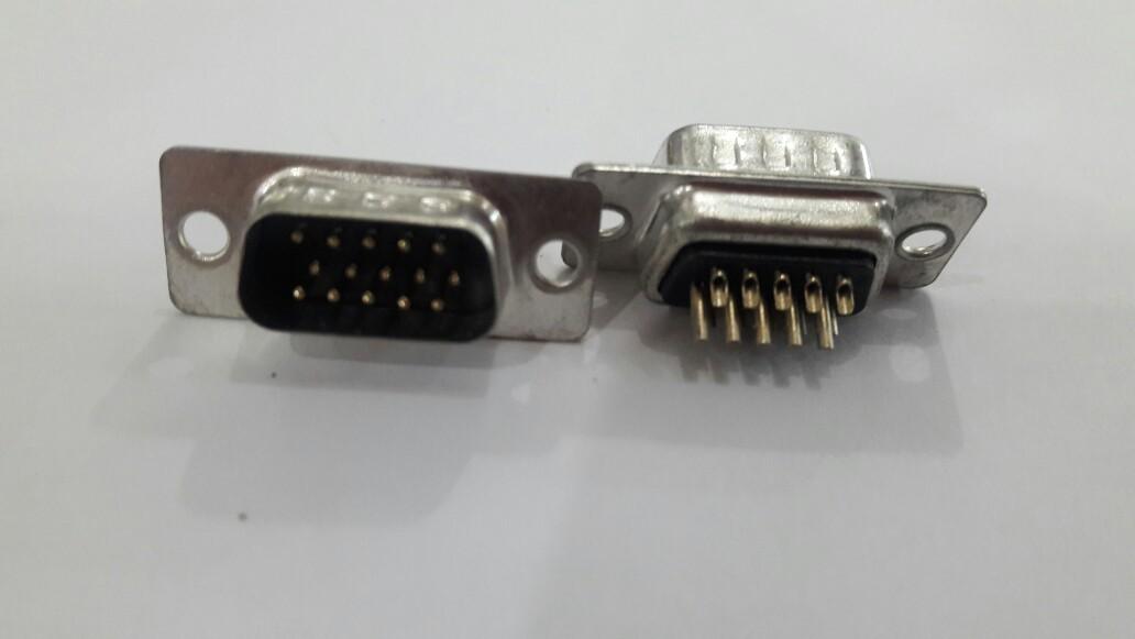 Apmhenol  VGA 15 Pin connector  AM CN 1036 Male