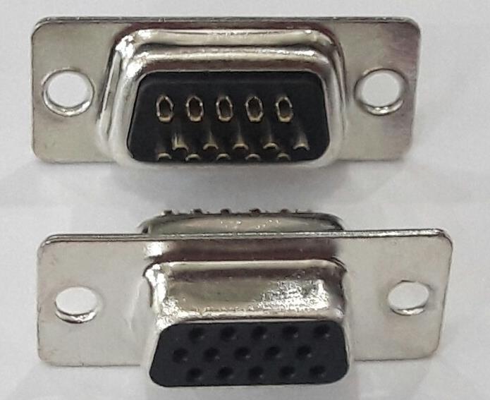 Apmhenol  VGA 15 Pin connector  AM CN 1036 Female