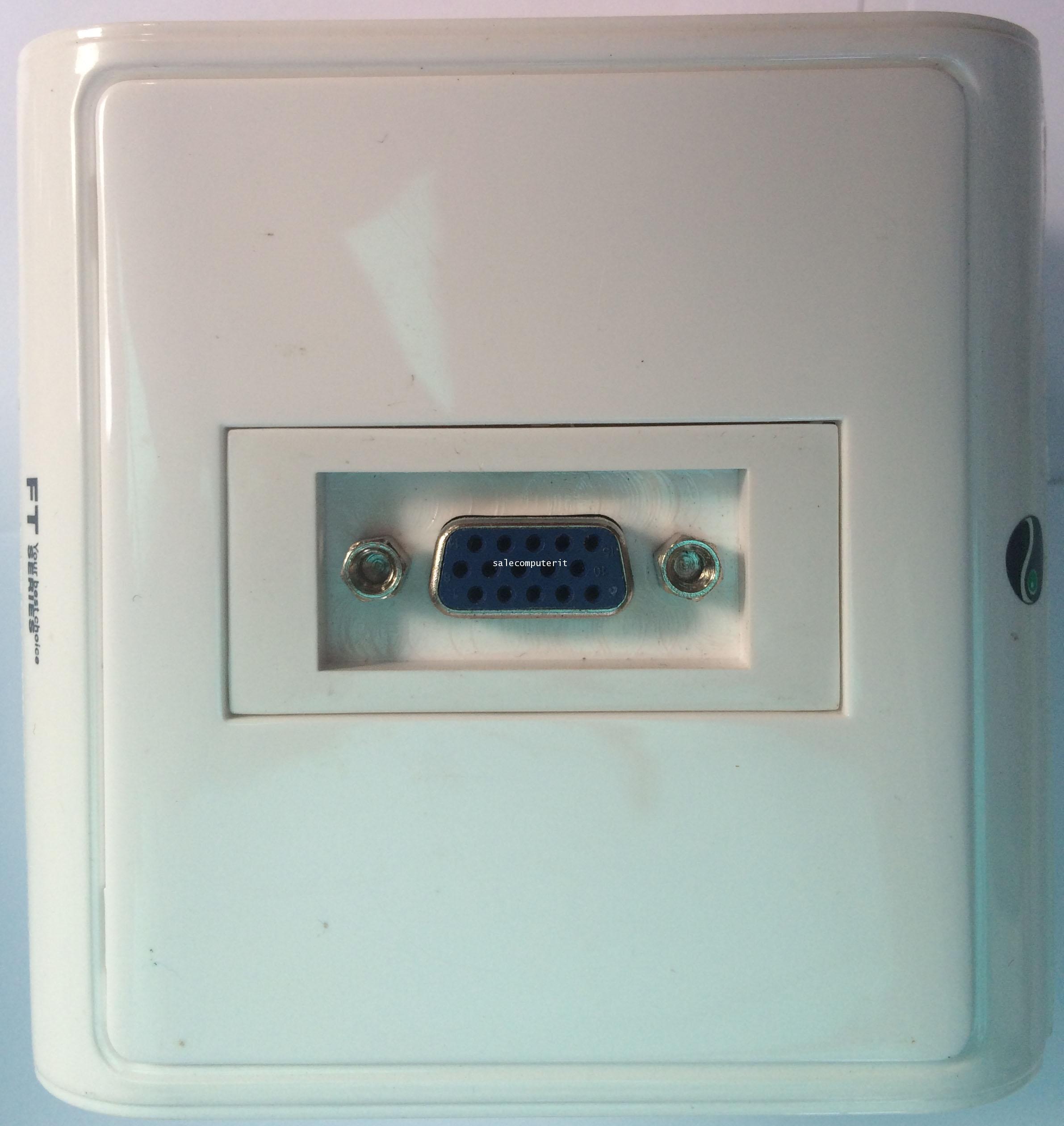 OutLet BOX VGA 1 Port