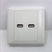 OutLet BOX  USB 2 port