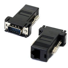 Convertor  VGA to LAN