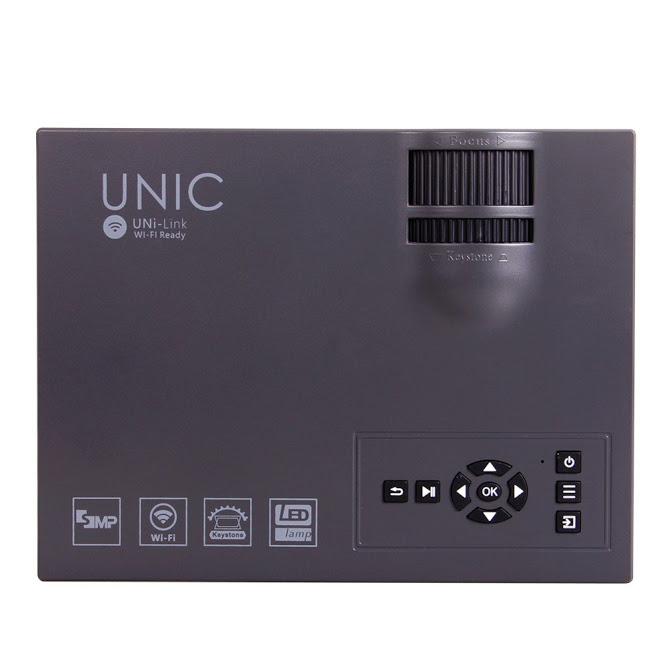 UNIC UC46 WIFI มินิโปรเจคเตอร์