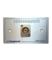 Amphenol Outlet Plate AMW-RCA-01P