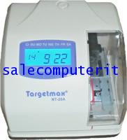 นาฬิกาตอกบัตรจอดรถ TARGETMAX รุ่น NT-20A