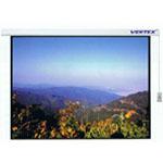 จอมอเตอร์ไฟฟ้า (Premium Projection Screen) vertex ขนาด 100 นิ้ว (160X212 cm) สัดส่วน 3:4