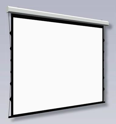 จอมอเตอร์ไฟฟ้า (Tab Tension Projection Screen) vertex ขนาด 100 นิ้ว (151.5X203 cm) สัดส่วน 3:4