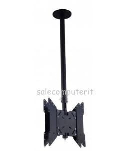 ขาแขวนทีวีขนาด 23-47 นิ้ว  แบบแขวน 2 จอ รุ่น LCD CM3002