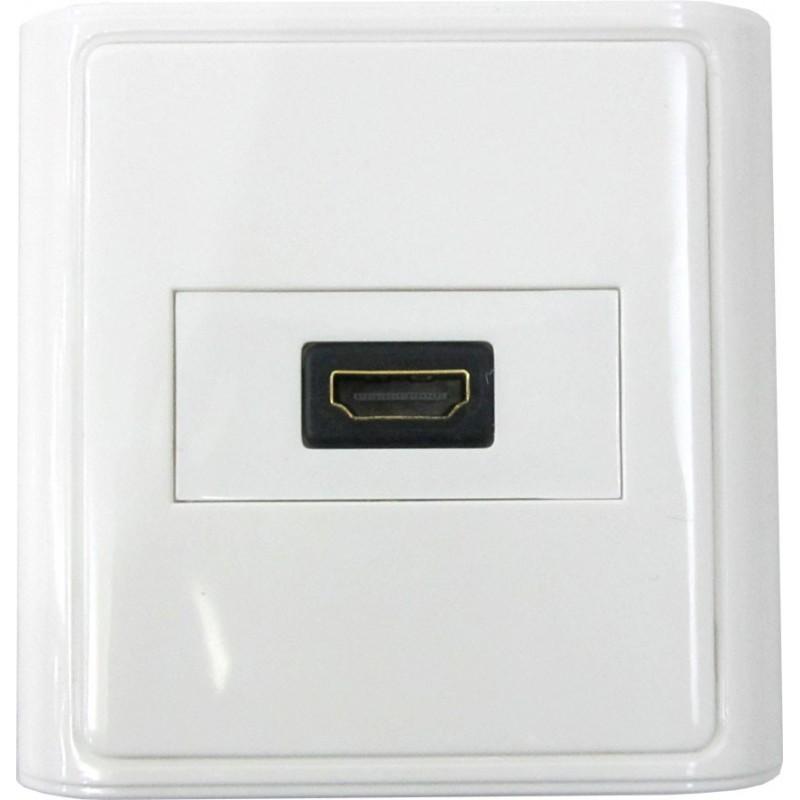 HDMI WALL PLATE  รุ่น  AC-HW1