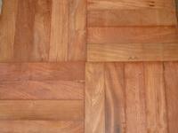 ไม้พื้นมะค่าโมเสส เกรด 2A