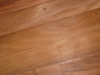 ไม้พื้นรางลิ้นมะค่า เกรด 2Aและ3A