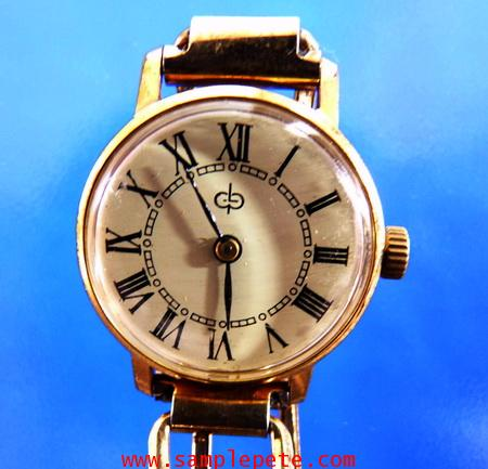 นาฬิกาข้อมือหญิงยี่ห้อ EXPANDRO ROLLRED