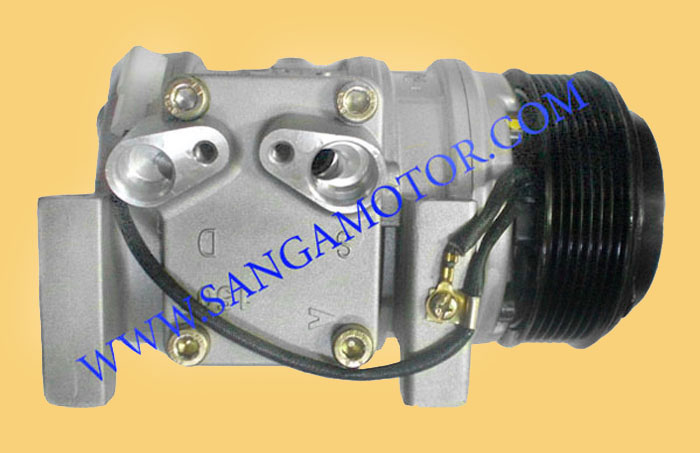 10PA15C R134a ใช้แทน HS110 R CR-V 4 ขาร้อย (7PK) ออกบน