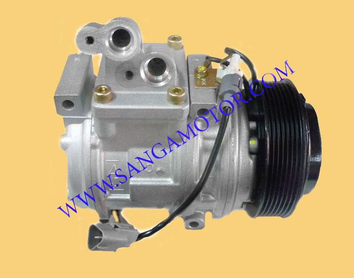 10PA15C R134a ใช้แทน 10S15C D4D 3000