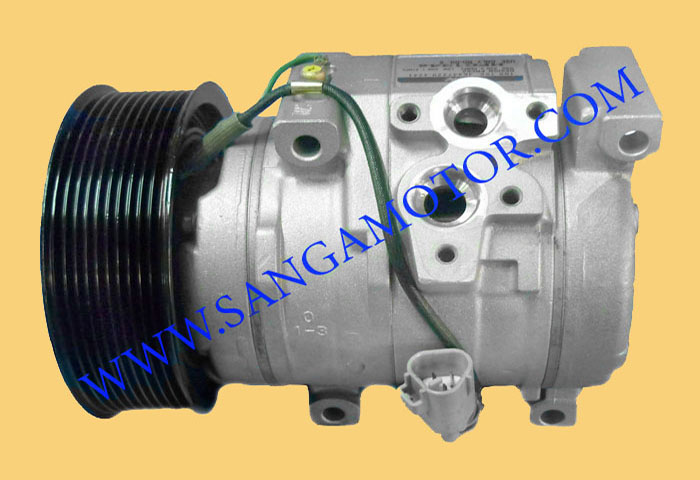 10S15C  R134a  24V  HINO  EURO  3  (10PK)  มีสวิทซ์