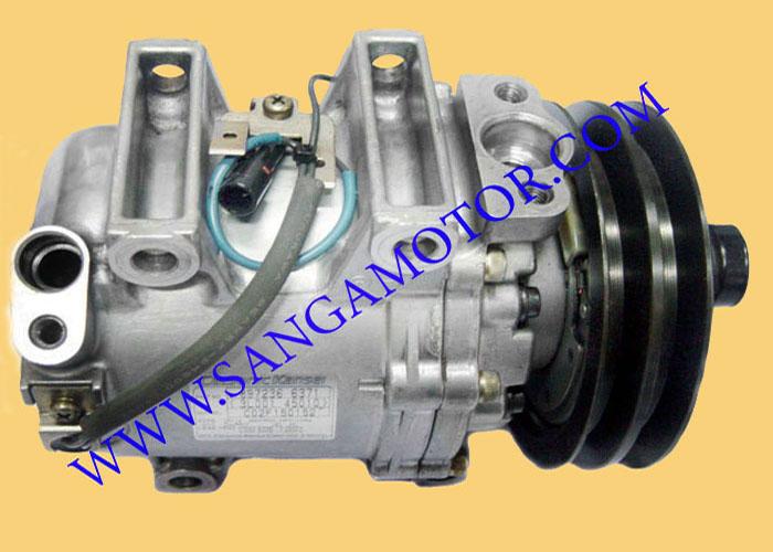 CALSONIC R134a  D-MAX,COROLADO  รุ่นแรก  4 ขาร้อย
