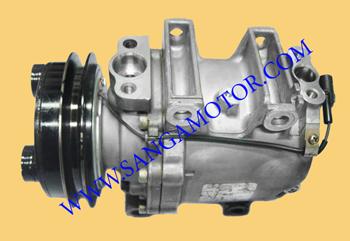 CALSONIC R134a D-MAX COMMONRAIL  ,HILANDER, COROLADO  4ขาร้อย