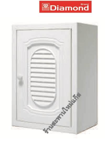 ตู้แขวนเดี่ยว ABS-HI- IMPACTABS-ตราเพชร (ลายฟรีดอม(freedom) )