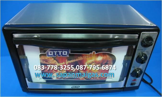 เตาอบลมร้อน 34ลิตร OTTO ออตโต้ รุ่น CO-789