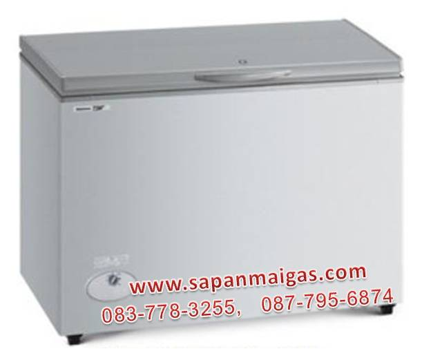 ตู้แช่แข็ง PANASONIC (พานาโซนิค)ฝาด้านบน แบบฝาทึบ รุ่น SF-PC900 ขนาด 9.5 คิว