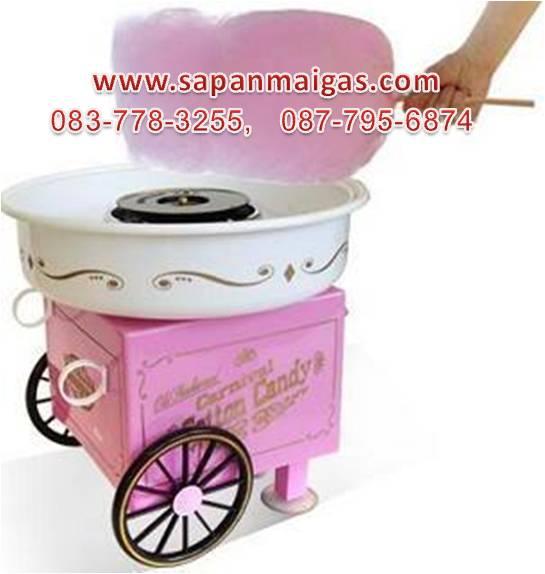 เครื่องทำสายไหม Vintage Cotton Candy Make