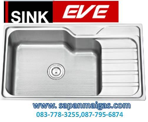 ซิ้งค์ล้างจานหลุมใหญ่(อีฟ) EVE  รุ่น STARK 870/500