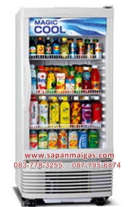 ตู้แช่เย็น PANASONICพานาโซนิคSBC-P189K ขนาด 7.1 คิว