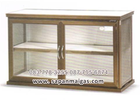 ตู้แขวน ขนาด 1 เมตร ยี่ห้อ ซันกิ(sangi) สีชา (มี3 ขนาด)