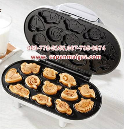 เครื่องทำขนมไข่/เค้ก/แพนเค้ก การ์ตูน 12 ราศี