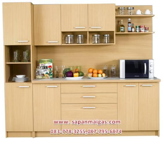 ชุดครัวสำเร็จรูป Ultra UKT180 + UKC412 ขนาด 2.2 ม.