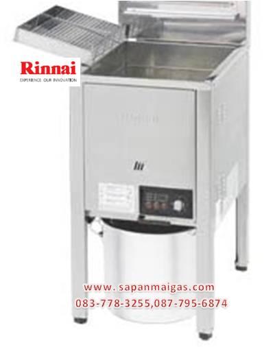 เครื่่องทอดอาหาร RINNAI รุ่น RFA-224  ระบบ Digital One Touch ขนาดจุน้ำมัน 23 ลิตร