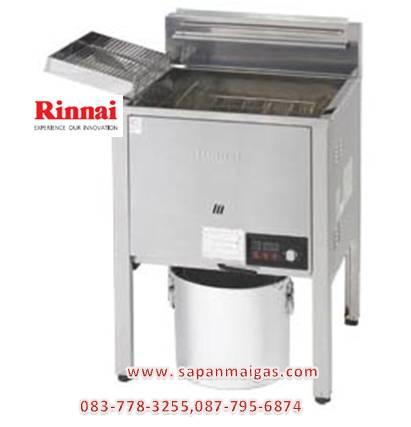 เครื่่องทอดอาหาร RINNAI รุ่น RFA-324 ระบบ Digital One Touch (ขนาด 30 ลิตร)