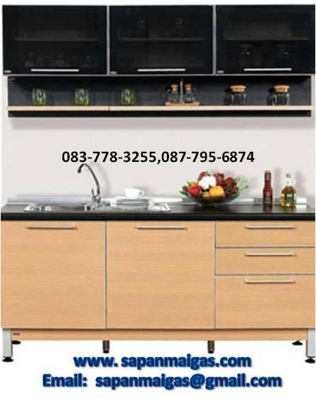 ชุดครัวสำเร็จรูป Modular set 21/1.80 cm.