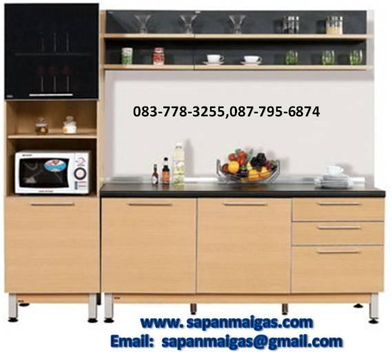 ชุดครัวสำเร็จรูป Modular set 22/2.40 cm.