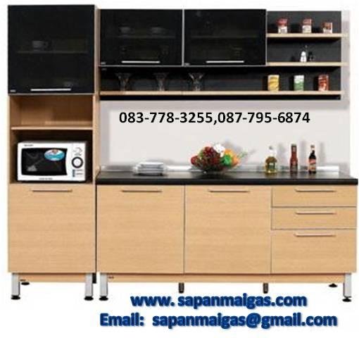ชุดครัวสำเร็จรูป Modular set 24/2.40 cm.