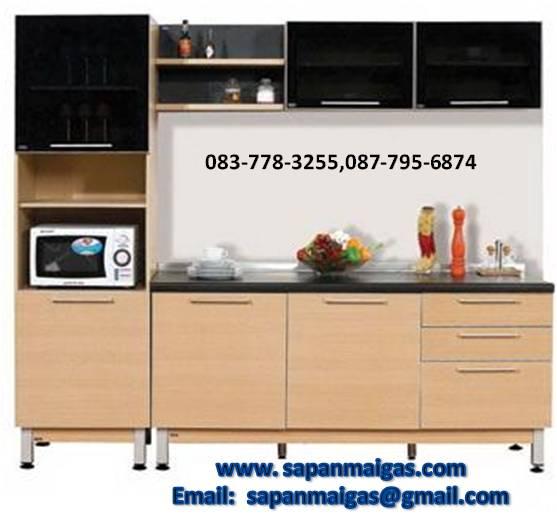 ชุดครัวสำเร็จรูป Modular set 25/2.40 cm.