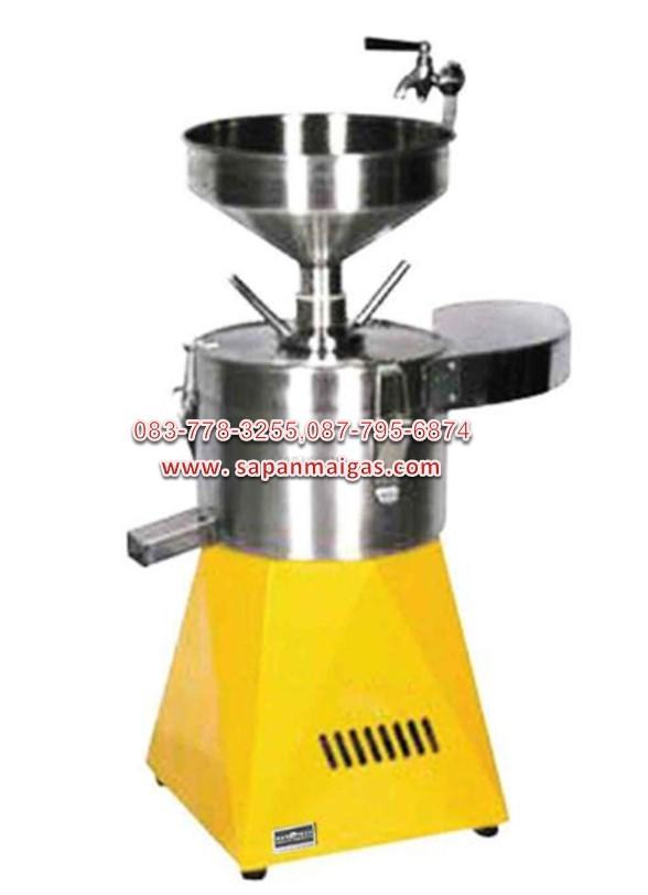 เครื่องทำน้ำถั่วเหลืองระบบแยกกาก /แยกน้ำอัตโนมัติ (ETON)