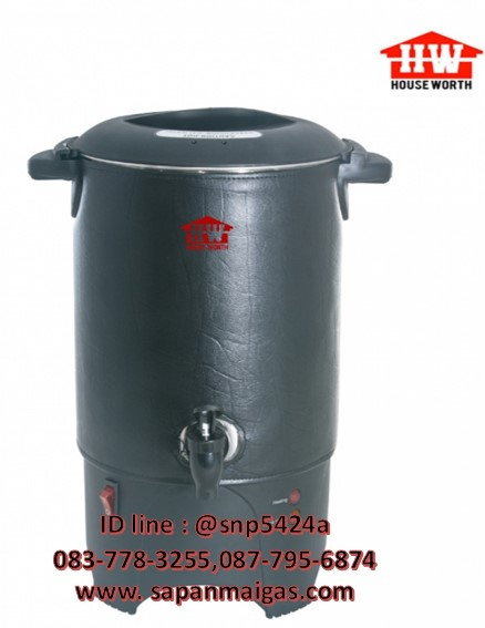 ถังต้มน้ำไฟฟ้าสแตนเลส5.5L รุ่น HW-EU07PU