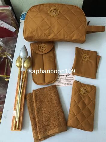 สังฆทานงานกระเป๋าผ้า  handmade  เกรด  otop 1