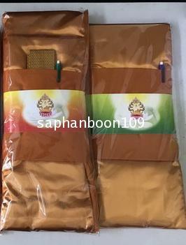 ราคาสินค้าตรางาคู่ = สบง ผ้าอาบน้ำฝน ผ้าไตร  ( ไม่แนะนำสำหรับพระอ้วน ) 4