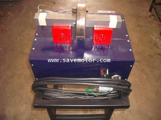 Tornado Bearing Heater 3.6 kVA. 6