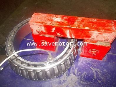 Tornado Bearing Heater 2.8 kVA. 4