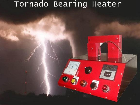 Tornado Bearing Heater 2.8 kVA.