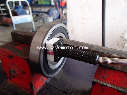 Tornado Bearing Heater 3.6 kVA. 1