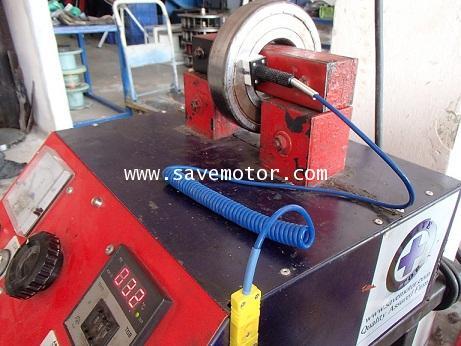 Tornado Bearing Heater 3.6 kVA. 2