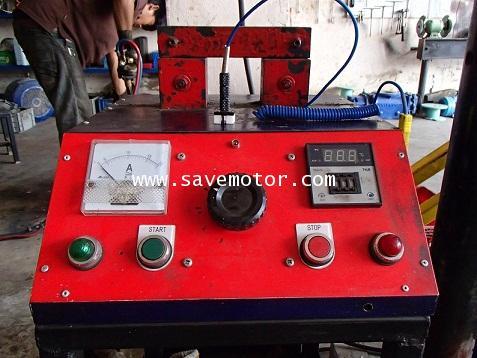 Tornado Bearing Heater 3.6 kVA. 4