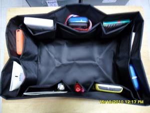 ช่องจัดระเบียบกระเป๋า Lv/neverfull mm (สีดำ) (ราคานี้ยังไม่รวมค่าส่งค่ะ)