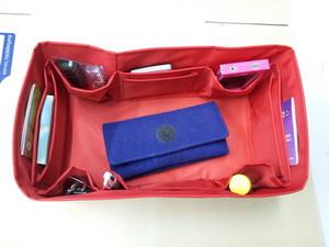 ช่องจัดระเบียบกระเป๋า Lv/speedy 35 (สีแดง) (ราคานี้ยังไม่รวมค่าส่งค่ะ)