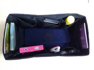 ช่องจัดระเบียบกระเป๋า Lv/speedy 25 (สีดำ) (ราคานี้ยังไม่รวมค่าส่งค่ะ)